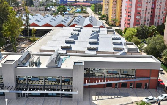 مجمع متحف أضنة الجديد