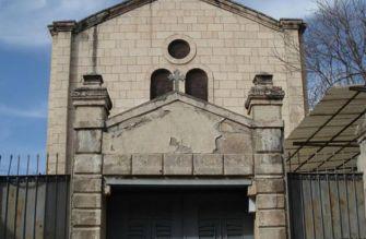 Bebekli Kilise (Aziz Paul Kilisesi)