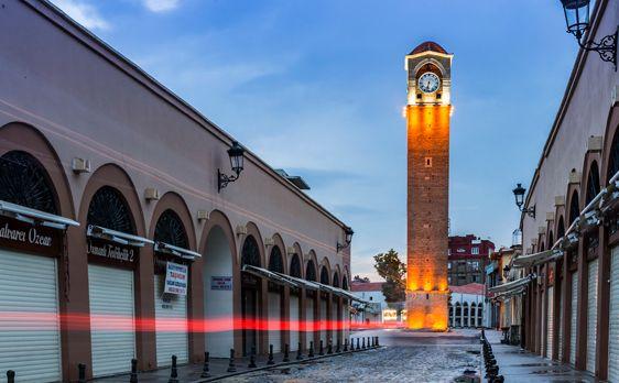 برج الساعة الكبير