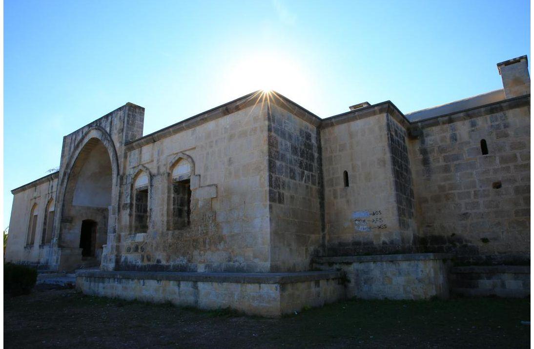 Kurtkulağı Kervansarayı