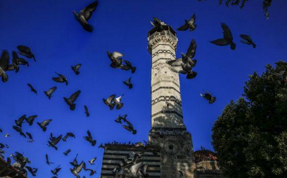 مسجد أولو والمجمع